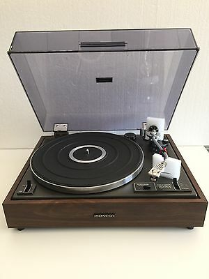 PIONEER PL-12D Belt Drive Working 100% NEW Complet with Original BOX OLD StocK