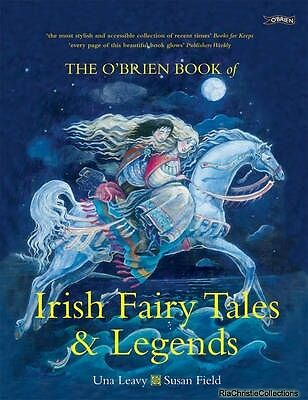OBrien Book of Irish Fairy Tales and Legends Una Leavy