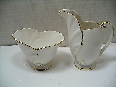 Carlton Ware Hell Sugar & Cream