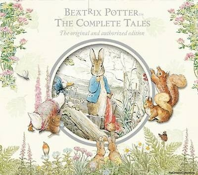 Beatrix Potter the Complete Tales New Audio Free UK Post