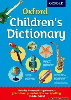 Oxford Childrens Dictionary New Hardback Free UK Post