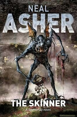 The Skinner Neal Asher Paperback New Book Free UK Delivery
