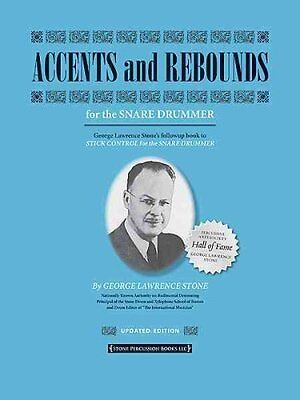 Accents and Rebounds For the Snare Drummer by Alfred Publishing 9780984329311