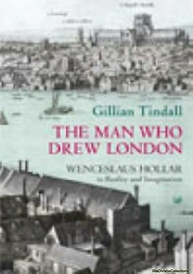 The Man Who Drew London Gillian Tindall Paperback New Book Free UK Delivery