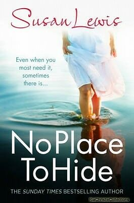 No Place to Hide Susan Lewis Paperback New Book Free UK Delivery