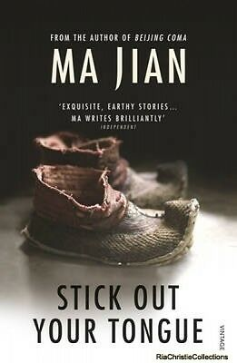 Stick Out Your Tongue Ma Jian New Paperback Free UK Post