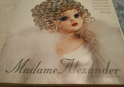 Madame Alexander 1999 Collection Reference Book