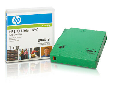 Hp [C7974A] Genuine Lto4 Ultrium 1.6Tb Data Tape