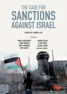 Case for Sanctions Against Israel Roane Carey New Paperback Free UK Post