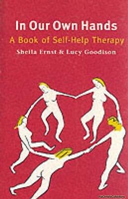 In Our Own Hands Sheila Ernst Lucy Goodison Paperback New Book Free UK Delivery