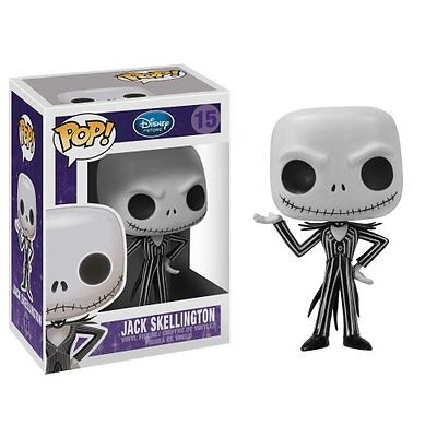 1x Funko POP Disney: Jack Skellington Vinyl Figure #15 Kid Toy