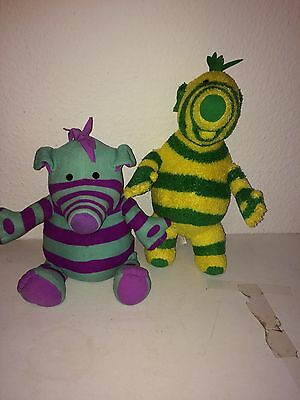 Fimbles Talking & Singing Florrie & Soft Plush Fimbo Great Used Conditon