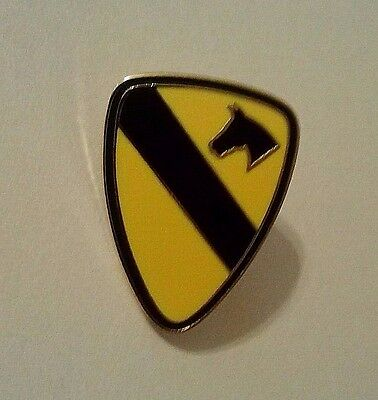 1st Cavalry Division Hat Pin  1""