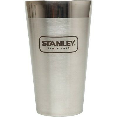 Stanley Adventure Stacking Vacuum Pint Tumbler 16oz / 473ml - for cold beer!