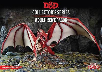Adult Red Dragon - Gale Force 9 GF9 Limited Edition GF71010 for D&D
