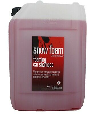 Ultra Cherry Snow Foam 20L Concentrated 100:1 Car Shampoo **Top Seller**