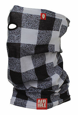 Airhole Facemask - Airtube Drylite - Snowboard Mask Neck Gaitor - 2017