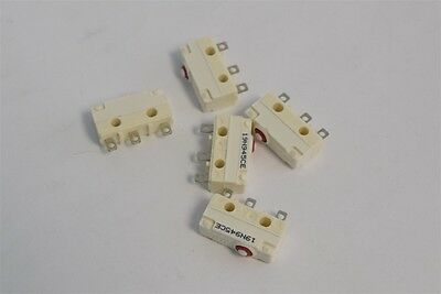 5x ITW Waterproof Micro Limit Switch Microswitch Plunger 3D Printer 19N945CE 5A