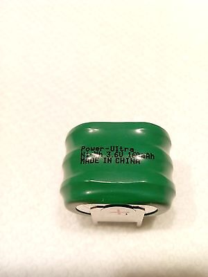 Rechargeable Battery NIMH  3.6V 160 mAh  Memory Back Replaces many Varta (tm)