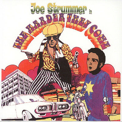 "Joe Strummer - Harder They Come Colored Vinyl Edition (7"" - 2016 - US - Reissue)"