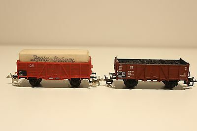 Vintage Rare Germany  Tt Scale Two  Wagon