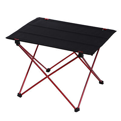 Ultra-light Foldable Folding Table Desk Outdoor Picnic Travel BBQ Beach Aluminum
