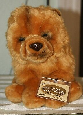 Webkinz Signature Chow Chow SOFT -N - SNUGGLY
