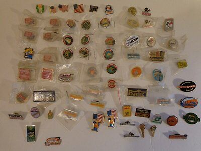 67 PCS. Home Depot pin collection