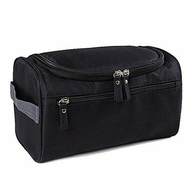 Travel Hanging Toiletry Wash Bag Large Cosmetic Bag Shaving Dopp Kit for Men and