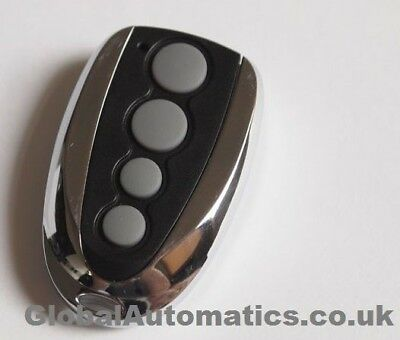 Replacement remote control for Allmatic Aprimatic Beninca BFT DEA FAAC GiBiDi