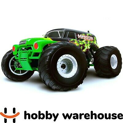 HSP RC Monster Truck Special Edition Green 2.4GHz Electric 4WD Off Road RTR