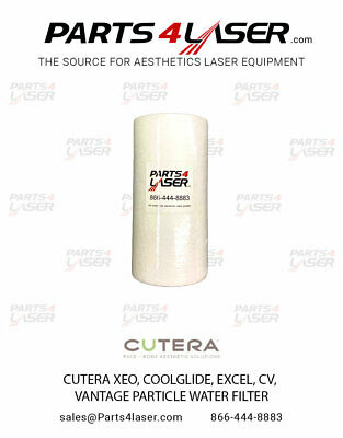 Cutera Coolglide , Xeo Particle  Water Filter,