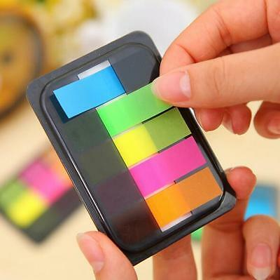 Small Hot Tab Post-It Notes Sticky Notes Notebook Paper Diary Memo Pad Office