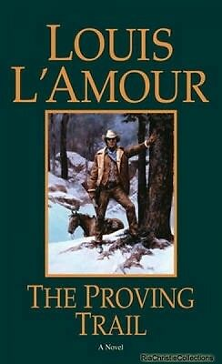 The Proving Trail Louis LAmour New Paperback Free UK Post