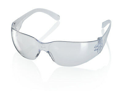 Ancona ™ Clear Lens Cycling / Safety / Ski Glasses / Spectacles - NEW Sealed