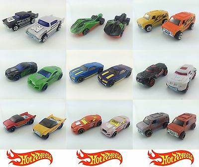 New Mattel Hot Wheels  Color Changes Discolor  Loose Rare 1:55 Toy Car