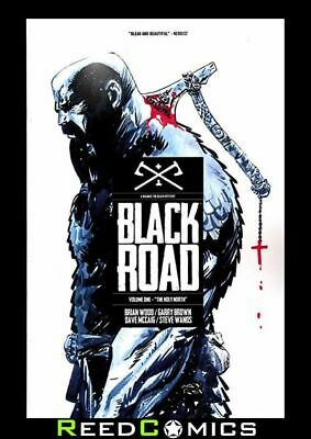 BLACK ROAD VOLUME 1 THE HOLY NORTH GRAPHIC NOVEL New Paperback Collects #1-5