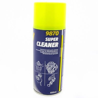 24 X Super Cleaner Spray 400ml Mannol 9870
