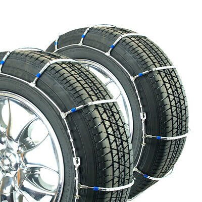 Titan Passenger Cable Tire Chains Snow or Ice Covered Road  195/65-15