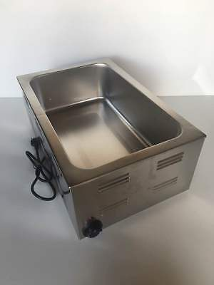 Tabletop Food Warmer / Steam Table/ Soup Wamer, ETL Listed