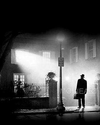 The Exorcist Movie Textless Poster Film A4 A3 Art Print Cinema