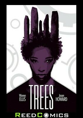 TREES VOLUME 2 GRAPHIC NOVEL New Paperback Collects Issues #9-14 by Warren Ellis