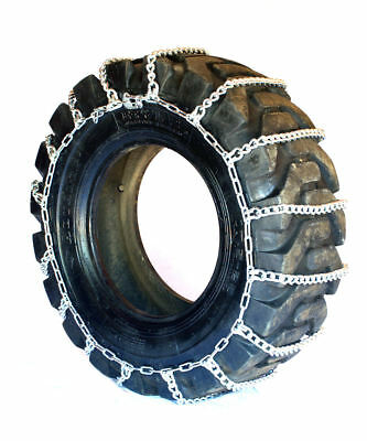 Titan Truck Link Tire Chains On Road Snow/Ice 8mm 36x14-15