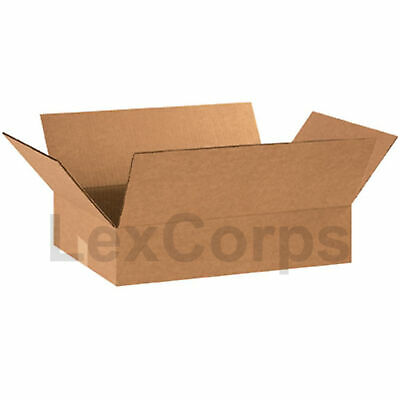 25 Qty 20x12x4 SHIPPING BOXES LC Mailing Moving Cardboard Storage Packing