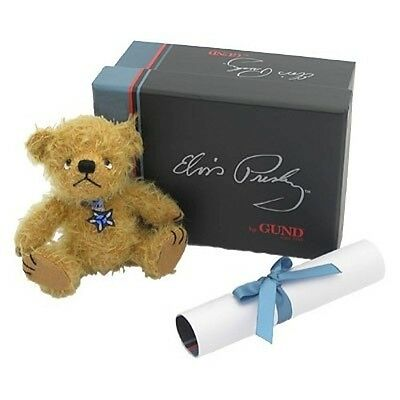 Gund Teddy Bear - Elvis Presley - Are You Lonesome Tonight - Limited Edition