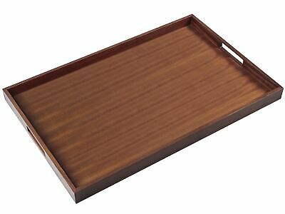 Richmond Standard Butler Tray - Dark Wood by Corby