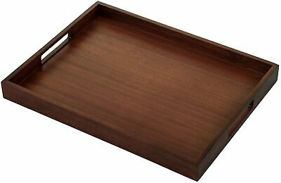 Richmond Compact Butler Tray - Dark Wood by Corby