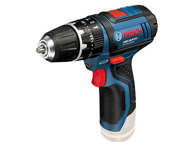 Bosch GSB 10.8-2-LIN 10.8v Li-ion Combi Drill Bare Unit