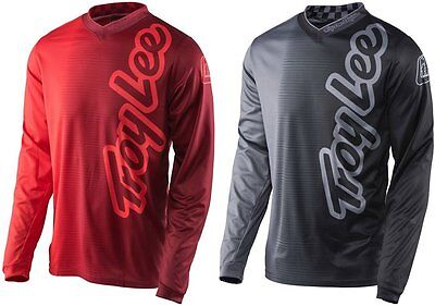 Troy Lee Designs Mens GP 50/50 Ventilated MX Motocross Riding Jersey