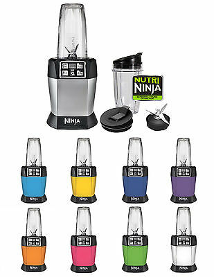 מאוד NUTRI NINJA AUTO-IQ BL480 Series Digital Blender Mixer with Pulse YR-84